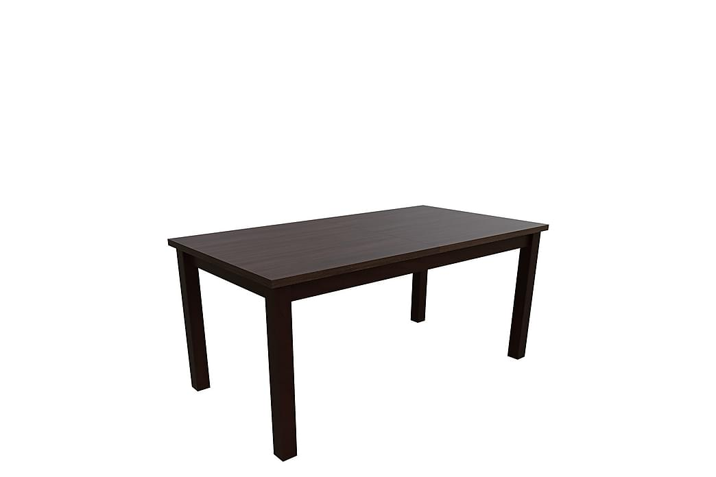 Tabell Forlengningsbart Spisebord 160x80x78 cm - Tre/Natur - Møbler - Bord - Spisebord & kjøkkenbord