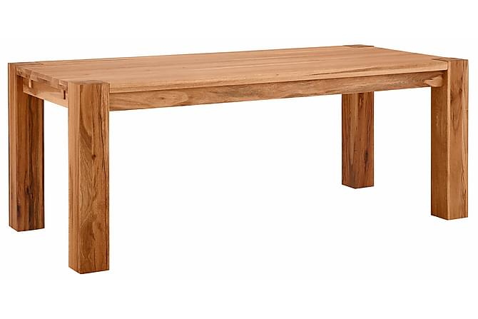 Tamar Spisebord 200 cm - Natur/Tre - Møbler - Bord - Spisebord & kjøkkenbord