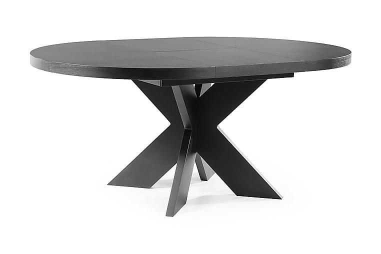 Telma Forlengningsbart Spisebord 120 cm Rundt