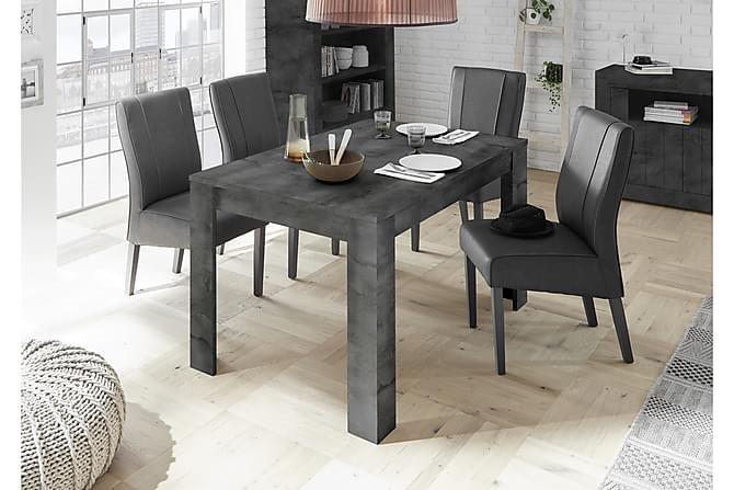 Urbino Forlengningsbart Spisebord 137 cm - Grå - Møbler - Bord - Spisebord & kjøkkenbord