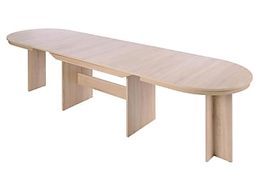 Wisko Spisebord Forlengningsbart Oval
