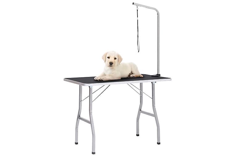 Justerbart trimmebord til hund med 1 løkke - Møbler - Husdyrmøbler - Tilbehør husdyr