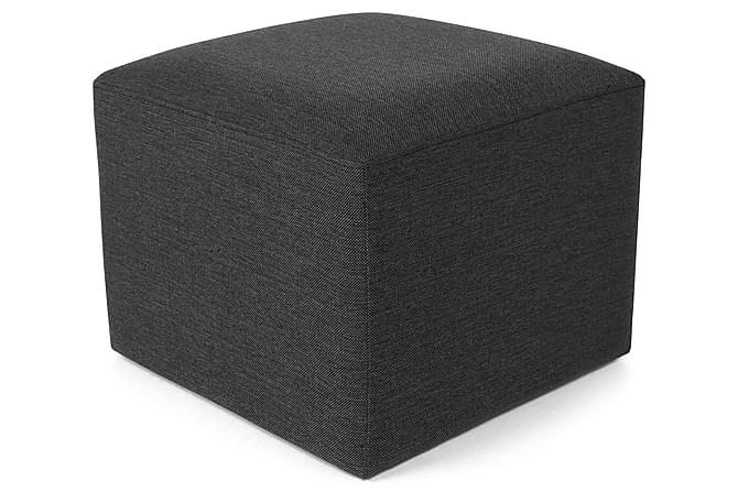 Crazy Boxypuff - Mørkegrå - Møbler - Lenestoler - Fotskammel