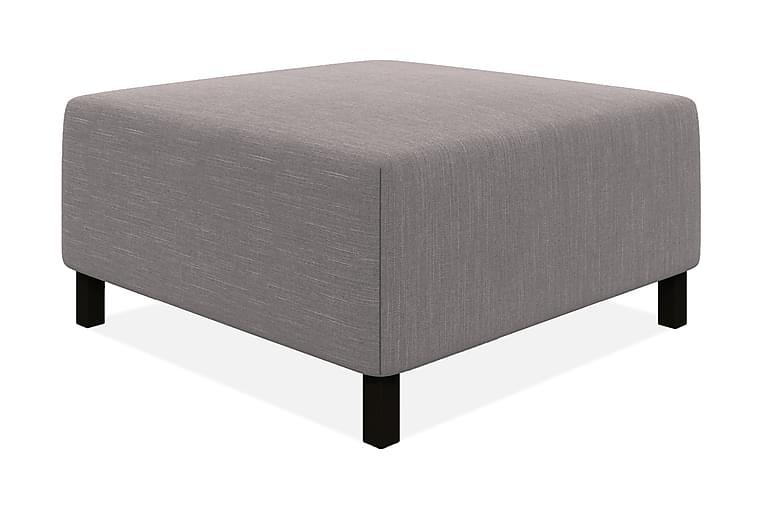 Noelia Fotskammel - Lingrå - Innredning - Små møbler - Puff & sittepuffer