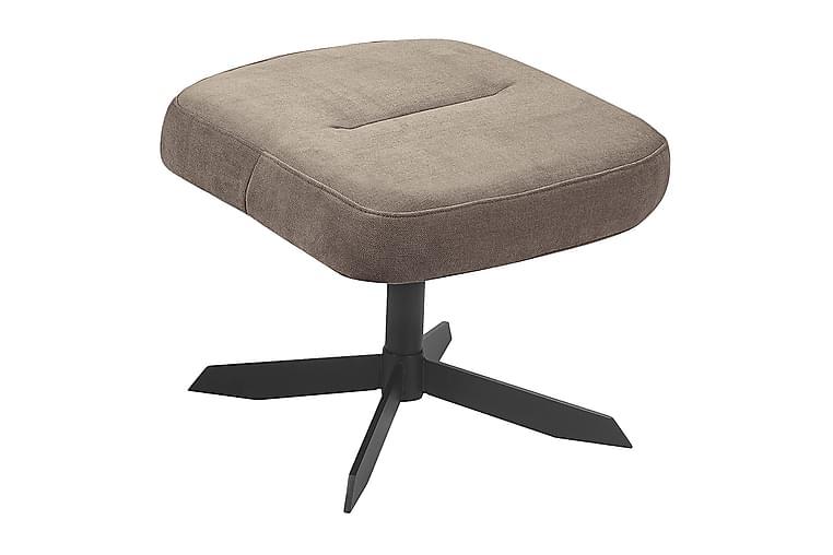 Rebollar Fotskammel - Taupe - Innredning - Små møbler - Puff & sittepuffer