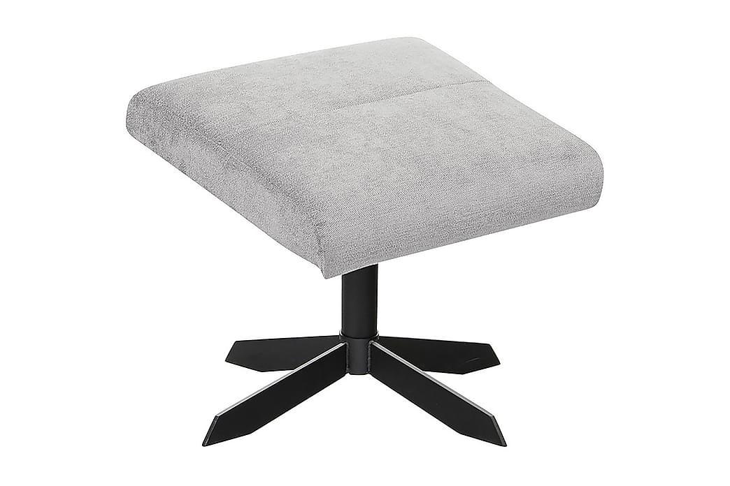 Vaduvieco Fotskammel - Lysegrå - Innredning - Små møbler - Puff