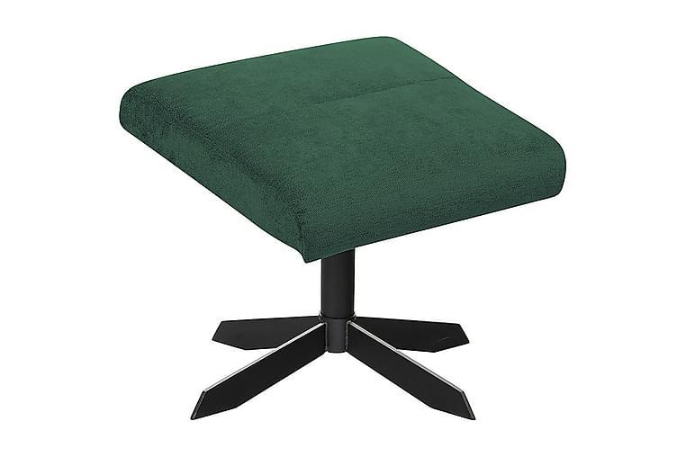 Vaduvieco Fotskammel - Mørkegrønn - Innredning - Små møbler - Puff & sittepuffer