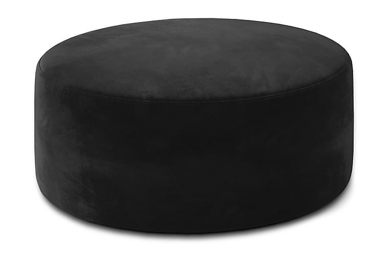 Bero Sittepuff - Mørkegrå - Møbler - Lenestoler - Puff