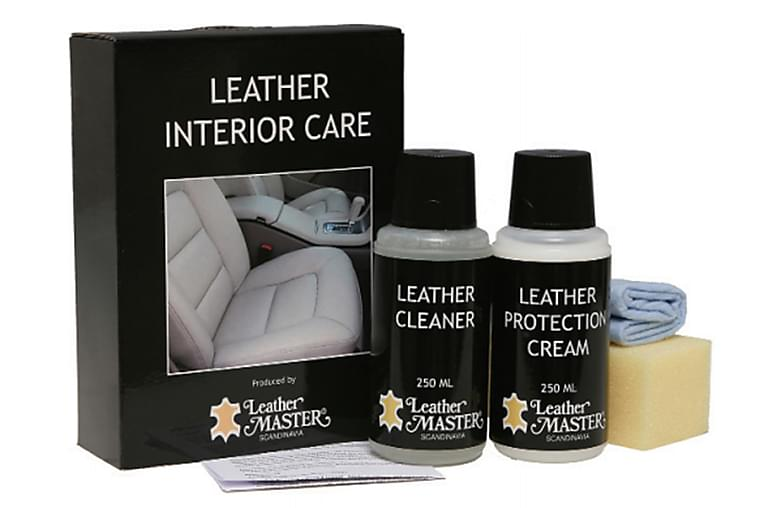 Leather Interior Care Kit - Møbler - Møbelpleie - Lær
