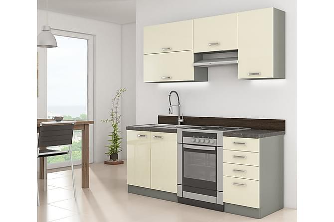 Karmen Møbelsett Kjøkken - Møbler - Oppbevaring - Oppbevaringsskap
