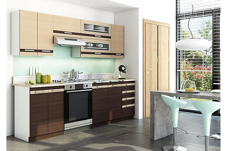 Lungo Benkeplate 240x45x154 cm - Møbler - Møbelsett - Møbelsett til kjøkken & spiseplass