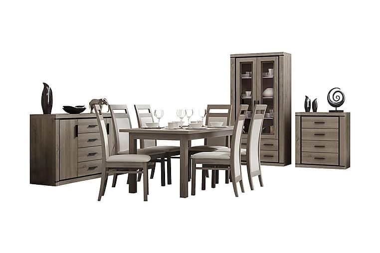 Dallas Stuesett - Eik - Møbler - Møbelsett - Møbelsett til stue