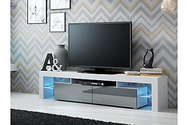 Alkire TV-benk med LED