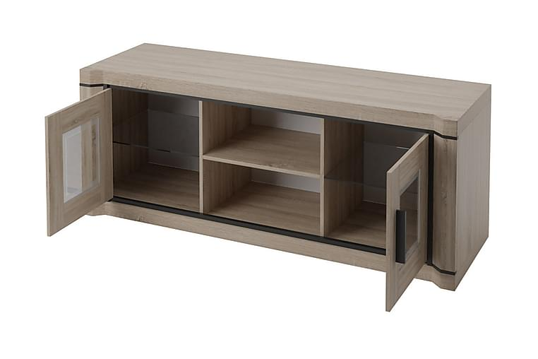 Dallas TV-benk 137x33,5x48 cm - Møbler - Medie- & TV-møbler - TV-benk & mediabenk