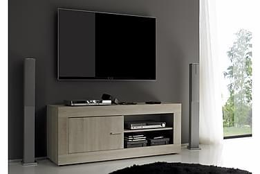 Rustica TV-benk 140 cm med Luke