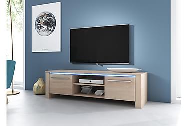 Spex TV-benk 160 cm LED-belysning
