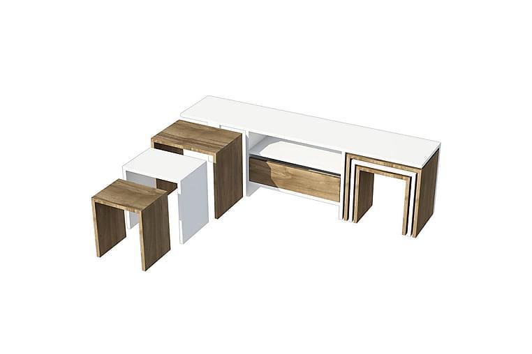 Zygo TV-benk - Homemania - Møbler - Medie- & TV-møbler - TV-benk & mediabenk