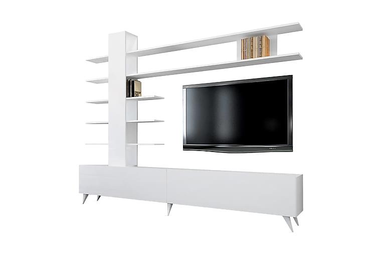 Alingca Mediaoppbevaring - Møbler - Medie- & TV-møbler - TV-møbelsett