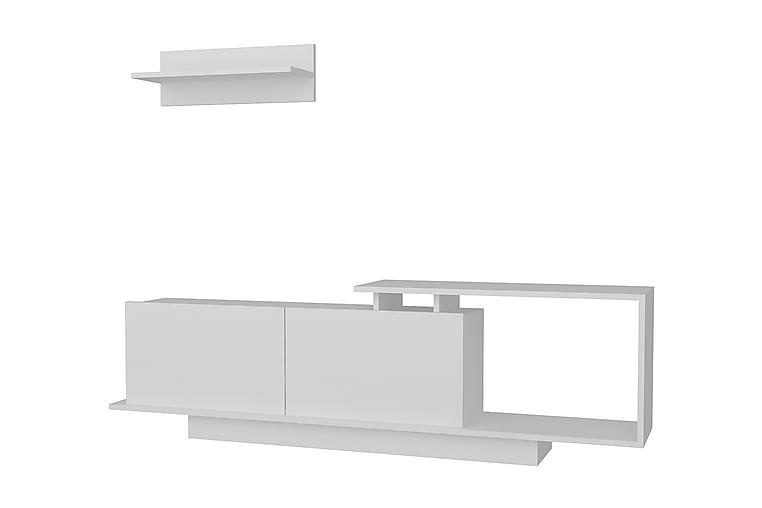 Azoula TV-benk - Møbler - Medie- & TV-møbler - TV-møbelsett