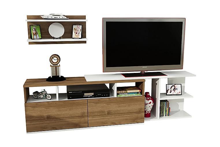 Bentell TV-benk - Møbler - Medie- & TV-møbler - TV-møbelsett