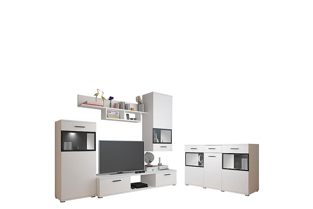 Blues TV-møbelsett - Møbler - Medie- & TV-møbler - TV-møbelsett