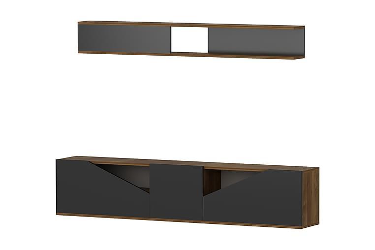 Decorotika TV-benk med Hylle - Møbler - Medie- & TV-møbler - TV-møbelsett