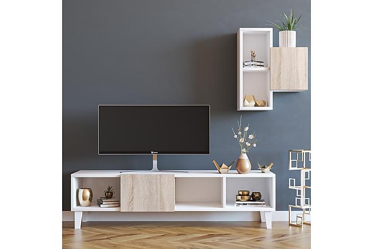 Elegancia TV-benk - Møbler - Medie- & TV-møbler - TV-møbelsett