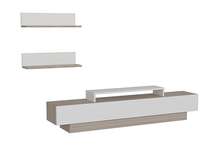 Lusiera TV-benk - Møbler - Medie- & TV-møbler - TV-møbelsett