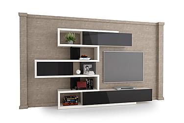 Pelike Mediamøbler 38x279x189 cm