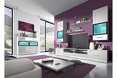 Sarah TV-møbelsett