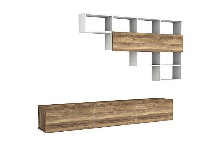 Tera Home TV-benk - Møbler - Medie- & TV-møbler - TV-møbelsett