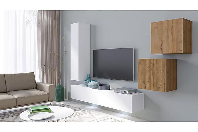 Vento TV-møbelsett - Møbler - Medie- & TV-møbler - TV-møbelsett