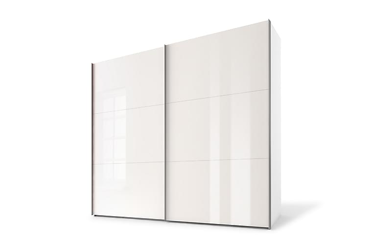 Bonnye Garderobe 150 cm - Hvit - Møbler - Oppbevaring - Garderober & garderobesystem