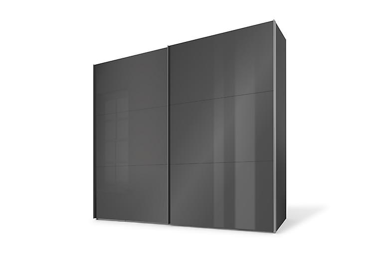 Bonnye Garderobe 150 cm - Svart - Møbler - Oppbevaring - Garderober & garderobesystem