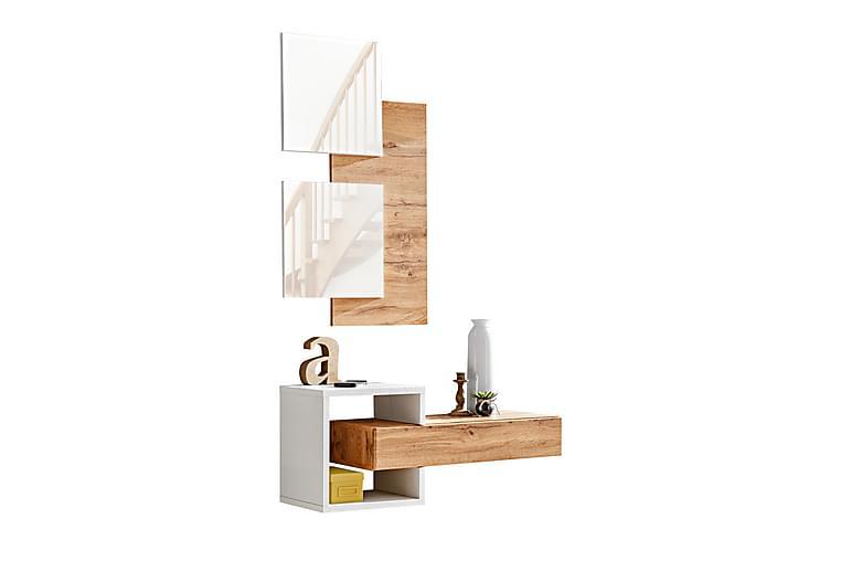 Garderobe Hvit - Møbler - Oppbevaring - Garderober & garderobesystem