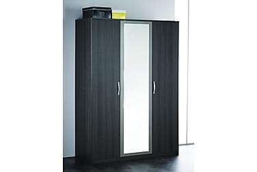 Grafico Garderobe 139 cm 3 Dører Speil