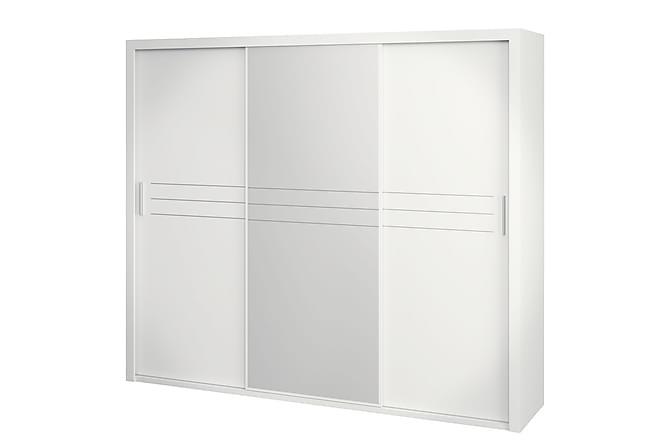 Idea Garderobe 250x60x215 cm - Møbler - Oppbevaring - Garderober & garderobesystem