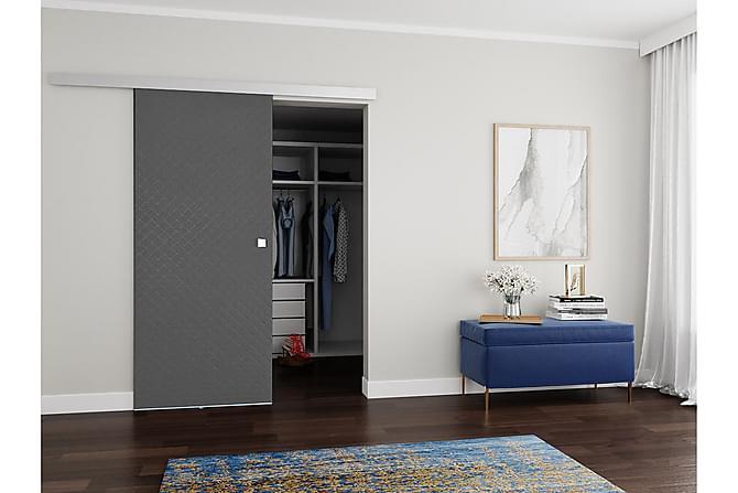 Karo Dør 204x86x205 cm - Møbler - Oppbevaring - Garderober & garderobesystem