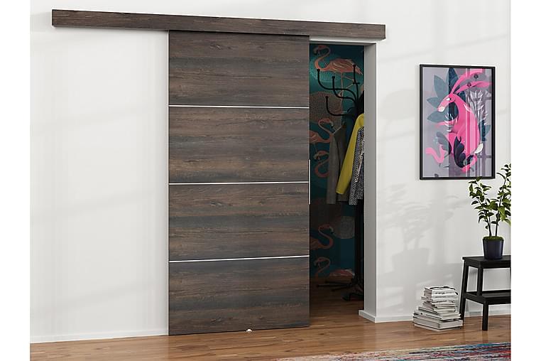 Malibu Dør 204x106x205 cm - Møbler - Oppbevaring - Garderober & garderobesystem
