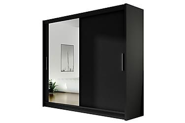 Prag Garderobe Skyvedører Speil