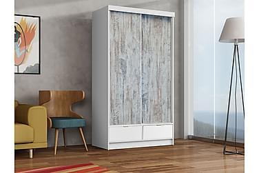 Premium Garderobe 120x62x215 cm