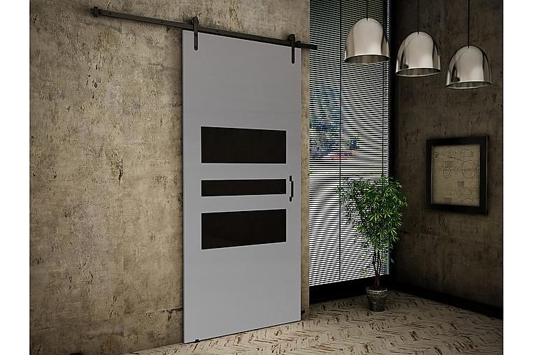 Retro Dør 200x106x219 cm - Møbler - Oppbevaring - Garderober & garderobesystem