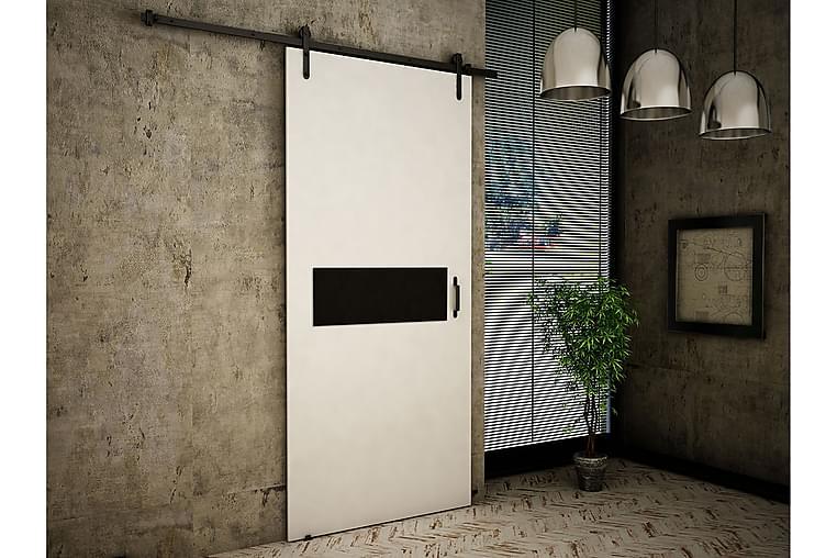 Retro Dør 200x86x219 cm - Møbler - Oppbevaring - Garderober & garderobesystem