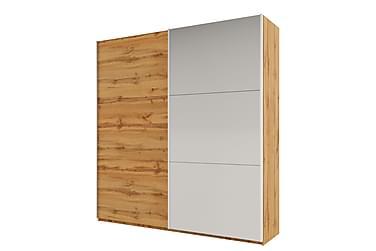 Rhodes Garderobe 225x65x244 cm