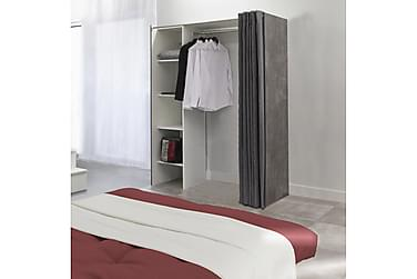 Sjulsbo Garderobessystem 123/160 cm