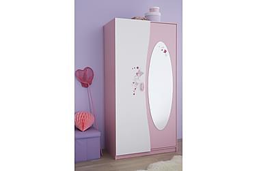 Tabby Garderobe 2 Dører + Speil