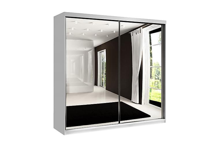 Top Garderobe 200x62x200 cm - Møbler - Oppbevaring - Garderober & garderobesystem