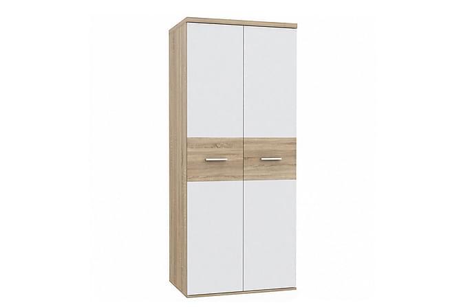 Winnie Garderobe 80x53x189 cm - Møbler - Oppbevaring - Garderober & garderobesystem
