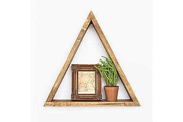 Evila Vegghylle Triangel