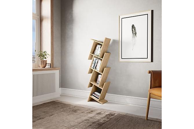 Hejde Bokhylle 27 cm - Blå/Hvit - Møbler - Oppbevaring - Hyller